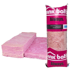 PINK BATTS WALL